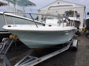 Used Tidewater 180CC180CC Center Console Fishing Boat For Sale