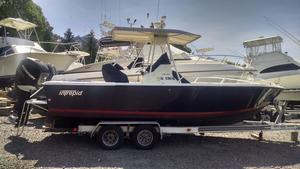 Used Intrepid 2323 Center Console Fishing Boat For Sale