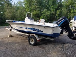 Used Carolina Skiff Sea Chaser 19 Center Console Fishing Boat For Sale