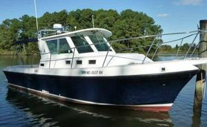 Used Albin 28 Tournament Express28 Tournament Express Downeast Fishing Boat For Sale