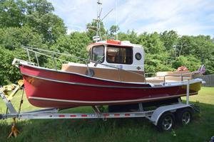 Used Ranger Tugs R-21ECR-21EC Downeast Fishing Boat For Sale