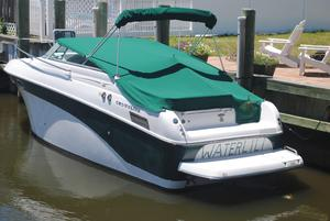 Used Crownline 242 CR242 CR Cruiser Boat For Sale