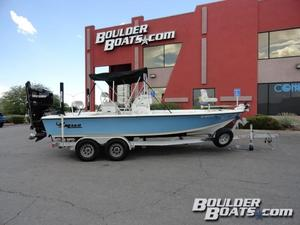 Used Mako 21 LTS21 LTS Freshwater Fishing Boat For Sale