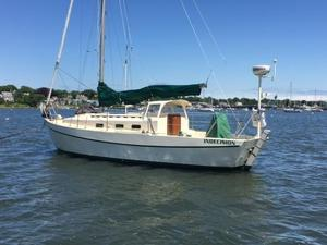 Used Golden Hind 31 Sloop Sailboat For Sale