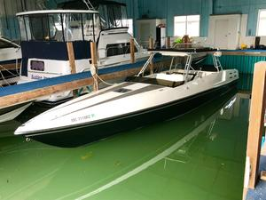 Used Fb Design 43 Center Console High Performance Boat For Sale