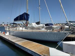 Used Ted Hood 58 Racer and Cruiser Sailboat For Sale