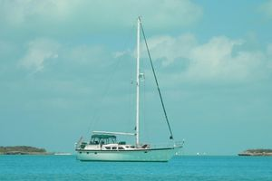 Used Gulfstar Sailmaster  50 Cruiser Sailboat For Sale