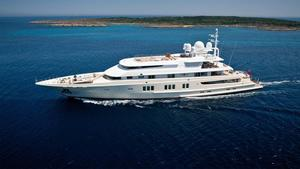 Used Lurssen Custom Mega Yacht For Sale