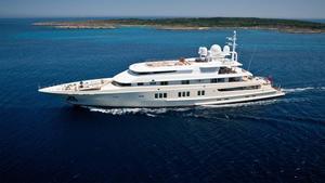 Used Lurssen Custom Mega Yacht For Sale