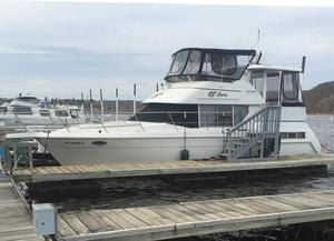 Used Carver 355 Aft Cabin MY Motor Yacht For Sale