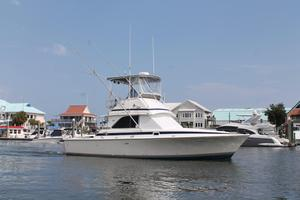 Used Bertram 35 Convertible Fishing Boat For Sale
