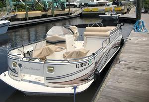 Used Carolina Skiff 19 Funboat Center Console Fishing Boat For Sale