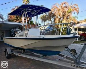 Used Boston Whaler 18 Outrage Center Console Fishing Boat For Sale