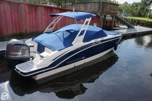 Used Chaparral Suncoast 250 Deluxe Deck Boat For Sale