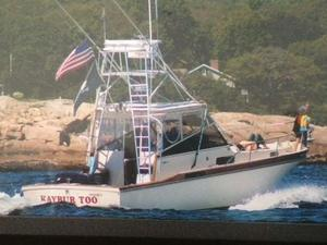 Used Californian 34 MX Sports Fishing Boat For Sale