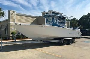 Used Cape Horn 24XS24XS Center Console Fishing Boat For Sale