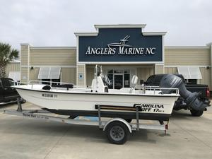 Used Carolina Skiff 17 DLX17 DLX Skiff Boat For Sale
