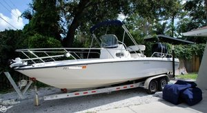 Used Boston Whaler 230 Dauntless Center Console Fishing Boat For Sale