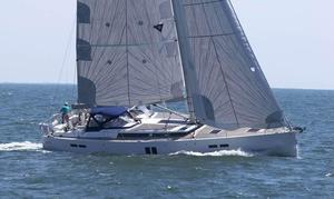 Used Hanse 545 Cruiser Sailboat For Sale