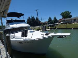 Used Bayliner 3288 Motoryacht Cruiser Boat For Sale