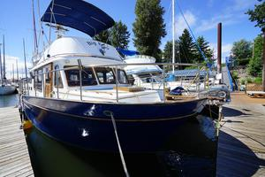 Used Chb 37 Trawler Boat For Sale