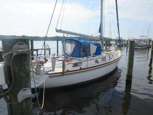 Used Bristol 41.1 Center Cockpit Cruiser Sailboat For Sale