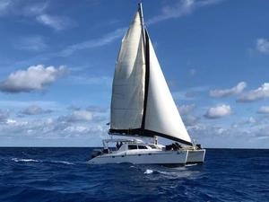 Used Leopard 45 Catamaran Sailboat For Sale