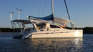 Used Leopard 42 Catamaran Sailboat For Sale
