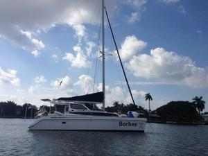 Used Legacy 35 Catamaran Sailboat For Sale