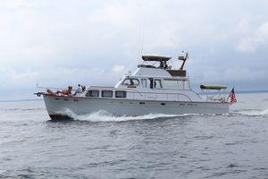 Used Huckins 56 Corinthian Motor Yacht For Sale
