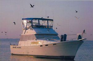 Used Bayliner 3870 Motoryacht Motor Yacht For Sale