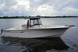 Used Grady-White 30 Bimini Center Console Fishing Boat For Sale