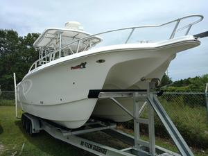 Used Pro Sports Prokat 2860 Center Console Fishing Boat For Sale