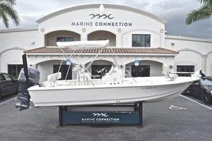 Used Tidewater 2100 Bay Max Freshwater Fishing Boat For Sale