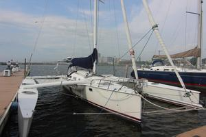 Used Contour 34SC Trimaran Sailboat For Sale