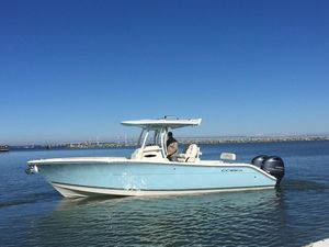Used Cobia 277 Center Console277 Center Console Center Console Fishing Boat For Sale