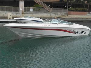 Used Caravelle 26 Sport Cabin Sports Cruiser Boat For Sale