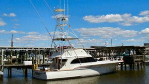 Used Buddy Davis Sportfish Commercial Boat For Sale