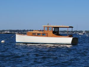 Used Antique Wicks Brothers Cruiser Antique and Classic Boat For Sale