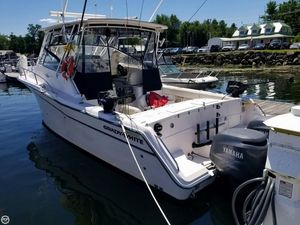 Used Grady-White 330 express Walkaround Fishing Boat For Sale