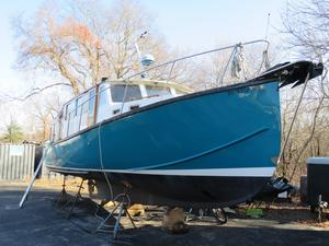 Used Downeast T Jason 35 Downeast Fishing Boat For Sale