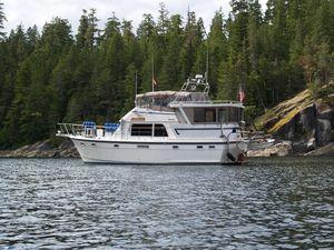 Used Atlantic Sundeck Motor Yacht For Sale