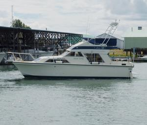 Used Fairline Sedan Motor Yacht For Sale