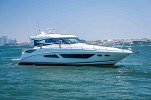 Used Sea Ray 470 Sundancer Cruiser Boat For Sale