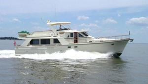 Used Tollycraft 61 Pilothouse Motoryacht Motor Yacht For Sale