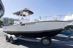 Used Albemarle 240 Center Console Center Console Fishing Boat For Sale