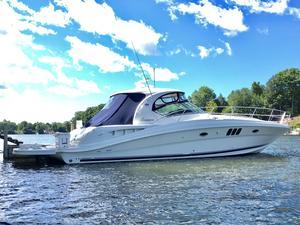Used Sea Ray 44 Sundancer Cruiser Boat For Sale