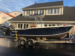 Used Northcoast 23 Center Console Fishing Boat For Sale