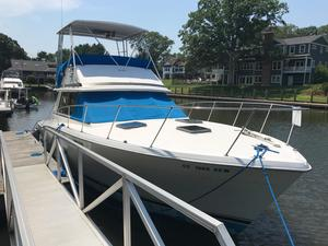 Used Trojan 36 Convertible Cruiser Boat For Sale