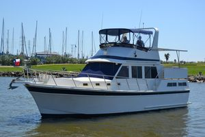 Used Present Yachts 38 Sundeck Motor Yacht For Sale